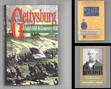American Civil War Curated by Chris Fessler, Bookseller