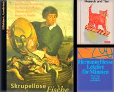 Anthologien Proposé par Bücherbazaar