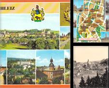 Ansichtskarten Sammlung erstellt von Antiquariat Frank Dahms