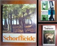 Jagd und Angelsport Sammlung erstellt von Antiquariat OldieWeb Thüringen