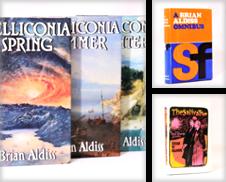 Brian Aldiss Sammlung erstellt von Hyraxia Books. ABA, ILAB