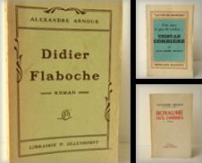 Alexandre ARNOUX Proposé par LIBRAIRIE LE GALET
