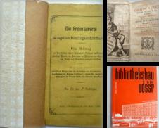 Diverse Sammlung erstellt von Ostritzer Antiquariat