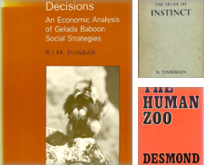 Animal Behaviour Curated by PEMBERLEY NATURAL HISTORY BOOKS BA
