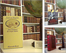Alte Reiseberichte Sammlung erstellt von Versandantiquariat Willi Mattutat