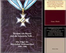 Bayern Sammlung erstellt von Antiquariat am Roßacker