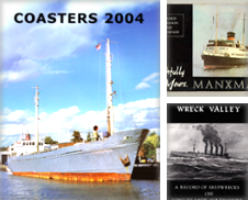 Coastal Shipping Curated by Maiden Voyage Booksellers
