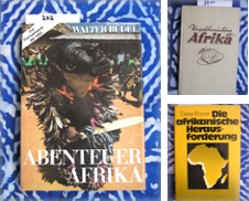 Afrika Sammlung erstellt von Versandantiquariat Lesemeile