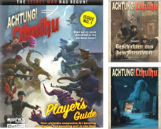 Achtung! Cthulhu Curated by moluna