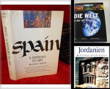 Geographie und Reisen Sammlung erstellt von Antiquariat Wortschatz