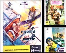 Bélico Sammlung erstellt von Libros Fugitivos
