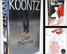 Horror Curated by Grayshelf Books, IOBA, TXBA