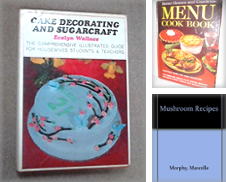 Cookbooks, I Curated by Manny Recidro Books