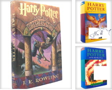 Harry Potter Curated by Rare Book Cellar