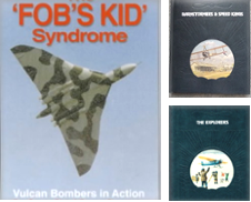 Aircraft Books Curated by Sapphire Books