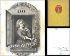ALMANACHE Sammlung erstellt von Antiquariat Bibliomania