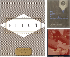 T.S. Eliot Curated by Am Here Books