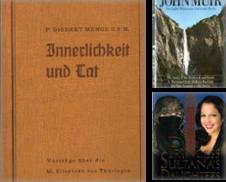 Biographien Sammlung erstellt von AMAHOFF- Bookstores