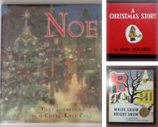 Christmas Curated by Barbara Mader - Children's Books