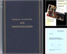 Adel Sammlung erstellt von vanThule books