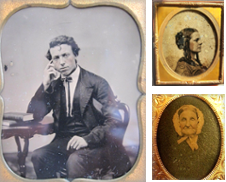 Ambrotype Curated by 21 East Gallery