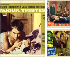 Lobby cards Curated by Walter Reuben, Inc., ABAA, ILAB