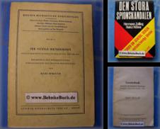 Arbeitsbibliothek Heinz Höhne Sammlung erstellt von Antiquariat BehnkeBuch