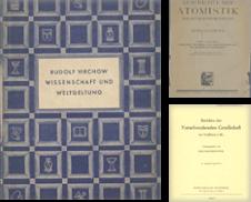 Allgemeine Naturwissenschaft Sammlung erstellt von Antiquariat Kaner & Kaner GbR