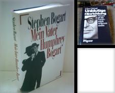 Autobiographie Sammlung erstellt von Versandantiquariat Lenze,  Renate Lenze