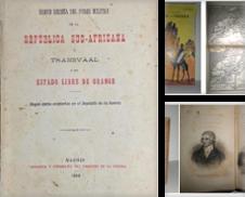 Africa Sammlung erstellt von Librería Anticuaria Antonio Mateos