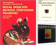 Antiques Curated by General Eclectic Books