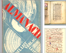Buch- und Schriftwesen Sammlung erstellt von Antiquariat Les-art