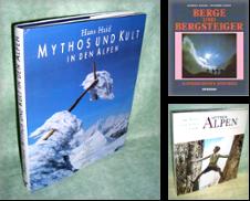 Alpinistik Sammlung erstellt von Antiquariat  Löwenstein