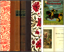 Fabeln Sammlung erstellt von ANTIQUARIAT MATTHIAS LOIDL