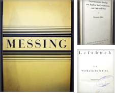 Buchwesen Sammlung erstellt von Antiquariat Haufe & Lutz