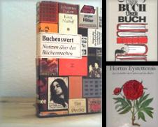 Buchwesen Sammlung erstellt von Antiquariat Andreas Schwarz