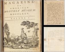 Alexander Hamilton Sammlung erstellt von Seth Kaller Inc.