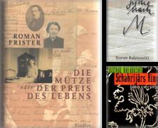 signierte Bücher Sammlung erstellt von Buchhandlung Klaus Bittner GmbH