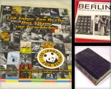 Berlin-Literatur Sammlung erstellt von TausendundeinBuch Antiquariat