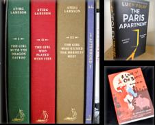 Crime Fiction Sammlung erstellt von UKBookworm