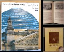 Architektur Sammlung erstellt von Fontane-Antiquariat Dr. H. Scheffers