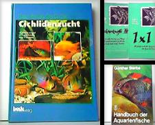 Aquaristik Sammlung erstellt von Antiquariat Kirchheim