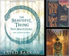Horror Curated by Kathmandu Books