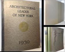 Architektur und Bauwesen Sammlung erstellt von Matthias Severin Antiquariat