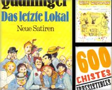 Belletristik (Humor) Sammlung erstellt von obaao - Online-Buchantiquariat Ohlemann