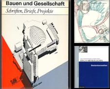 Arichtektur Sammlung erstellt von Antiquariat Ballon + Wurm