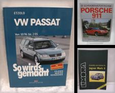 Auto und Verkehr Sammlung erstellt von Antiquariat Wilder - Preise inkl. MwSt.