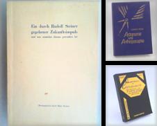 Anthroposophie Sammlung erstellt von Kelifer - antiquarischer Buchversand