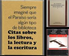 Antologías y Compilaciones Curated by FERDYDURKE LIBROS