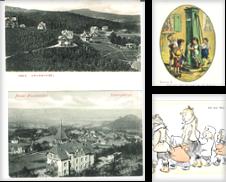 Ansichtskarten Sammlung erstellt von St. Jürgen Antiquariat